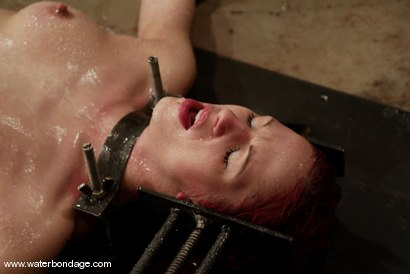 Photo number 14 from Kory Vixen shot for Water Bondage on Kink.com. Featuring Kory Vixen in hardcore BDSM & Fetish porn.