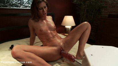 Photo number 14 from The Quick and The Dirty: Muscle Bound Babe takes Down the FuckingMachines with Her Pussy shot for Fucking Machines on Kink.com. Featuring Ariel X in hardcore BDSM & Fetish porn.