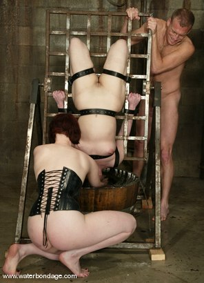 Photo number 9 from Billy Wild, Claire Adams and Babydoll shot for Water Bondage on Kink.com. Featuring Claire Adams, Babydoll and Billy Wild in hardcore BDSM & Fetish porn.