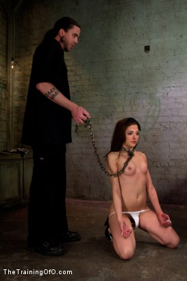 Photo number 3 from Evilyn Fierce Day 1 shot for The Training Of O on Kink.com. Featuring Evilyn Fierce in hardcore BDSM & Fetish porn.