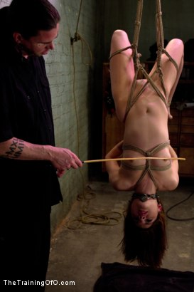 Photo number 8 from Evilyn Fierce Day 1 shot for The Training Of O on Kink.com. Featuring Evilyn Fierce in hardcore BDSM & Fetish porn.