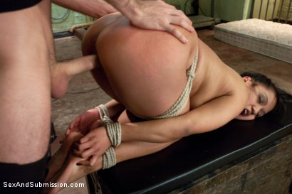 Photo number 9 from Struggle and Takedown shot for Sex And Submission on Kink.com. Featuring James Deen and Lana Violet in hardcore BDSM & Fetish porn.