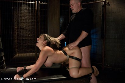 Photo number 10 from The Submission of Sara Jay shot for Sex And Submission on Kink.com. Featuring Mark Davis and Sara Jay in hardcore BDSM & Fetish porn.