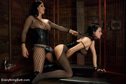 Photo number 6 from Fishnet Anal shot for Everything Butt on Kink.com. Featuring Anthony Rosano, Isis Love and Bailey Brooks in hardcore BDSM & Fetish porn.