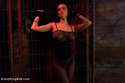 Photo number 1 from Fishnet Anal shot for Everything Butt on Kink.com. Featuring Anthony Rosano, Isis Love and Bailey Brooks in hardcore BDSM & Fetish porn.