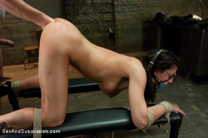 Photo number 5 from Revenge on Roxanne shot for Sex And Submission on Kink.com. Featuring Mark Davis and Roxanne Hall in hardcore BDSM & Fetish porn.