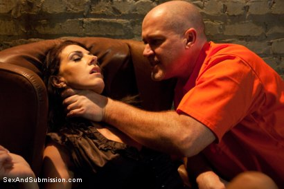 Photo number 2 from Revenge on Roxanne shot for Sex And Submission on Kink.com. Featuring Mark Davis and Roxanne Hall in hardcore BDSM & Fetish porn.