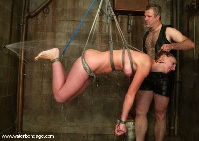 Photo number 11 from Ivy and Torque shot for Water Bondage on Kink.com. Featuring Ivy and Torque in hardcore BDSM & Fetish porn.