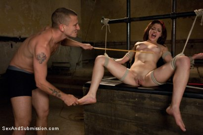 Photo number 11 from Dreaming of You shot for Sex And Submission on Kink.com. Featuring Mr. Pete and Evilyn Fierce in hardcore BDSM & Fetish porn.