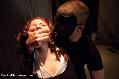 Photo number 3 from Dreaming of You shot for Sex And Submission on Kink.com. Featuring Mr. Pete and Evilyn Fierce in hardcore BDSM & Fetish porn.