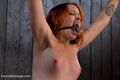 Photo number 9 from Pussy Punishment shot for Device Bondage on Kink.com. Featuring Sloane Soleil in hardcore BDSM & Fetish porn.