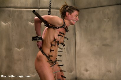 Photo number 9 from Ariel X. Enough said.   Countdown to Relaunch-15 of 20 shot for Device Bondage on Kink.com. Featuring Ariel X in hardcore BDSM & Fetish porn.
