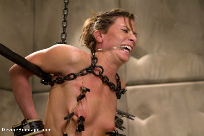 Photo number 10 from Ariel X. Enough said. <br>Countdown to Relaunch-15 of 20 shot for Device Bondage on Kink.com. Featuring Ariel X in hardcore BDSM & Fetish porn.