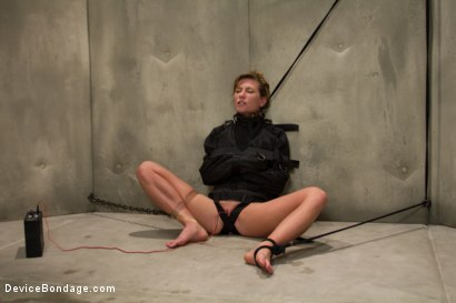 Photo number 12 from Ariel X. Enough said. <br>Countdown to Relaunch-15 of 20 shot for Device Bondage on Kink.com. Featuring Ariel X in hardcore BDSM & Fetish porn.