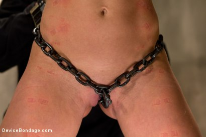 Photo number 7 from Ariel X. Enough said. <br>Countdown to Relaunch-15 of 20 shot for Device Bondage on Kink.com. Featuring Ariel X in hardcore BDSM & Fetish porn.