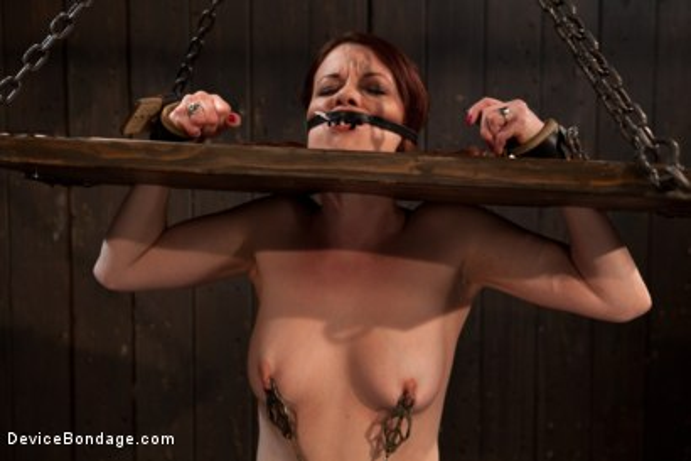 Photo number 14 from Sarge's Little Slut shot for Device Bondage on Kink.com. Featuring Lilla Katt in hardcore BDSM & Fetish porn.