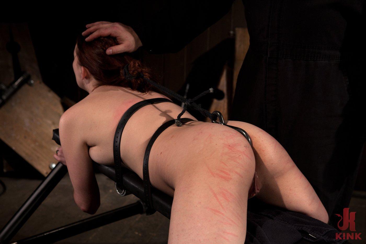 Photo number 4 from Sarge's Little Slut shot for Device Bondage on Kink.com. Featuring Lilla Katt in hardcore BDSM & Fetish porn.