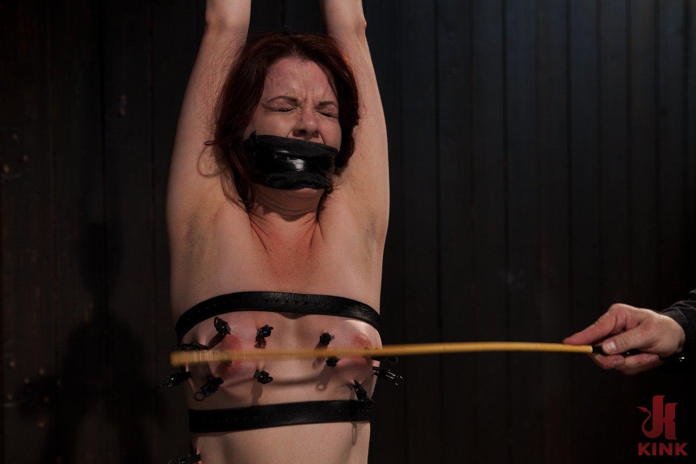 Photo number 7 from Sarge's Little Slut shot for Device Bondage on Kink.com. Featuring Lilla Katt in hardcore BDSM & Fetish porn.