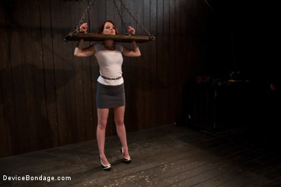 Photo number 11 from Sarge's Little Slut shot for Device Bondage on Kink.com. Featuring Lilla Katt in hardcore BDSM & Fetish porn.