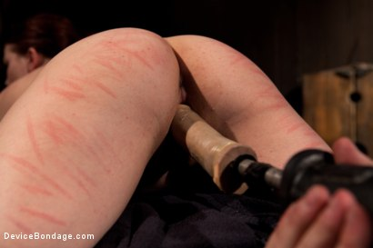 Photo number 3 from Sarge's Little Slut shot for Device Bondage on Kink.com. Featuring Lilla Katt in hardcore BDSM & Fetish porn.
