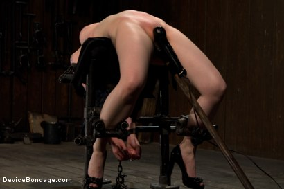 Photo number 5 from Reaping of Ruby shot for Device Bondage on Kink.com. Featuring Ruby Reaper in hardcore BDSM & Fetish porn.