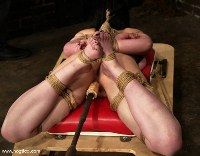Photo number 11 from Bella shot for Hogtied on Kink.com. Featuring Bella in hardcore BDSM & Fetish porn.