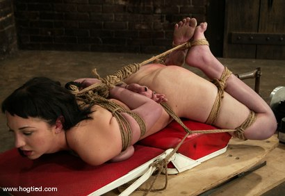 Photo number 12 from Bella shot for Hogtied on Kink.com. Featuring Bella in hardcore BDSM & Fetish porn.