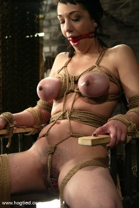 Photo number 13 from Bella shot for Hogtied on Kink.com. Featuring Bella in hardcore BDSM & Fetish porn.