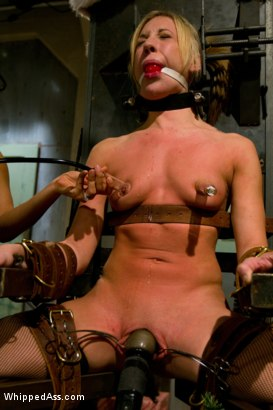 Photo number 15 from Double Anal At The Hospital For The Holidays! shot for Whipped Ass on Kink.com. Featuring Isis Love and Amy Brooke in hardcore BDSM & Fetish porn.
