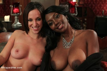 Photo number 7 from Nosey Maid shot for Whipped Ass on Kink.com. Featuring Nyomi Banxxx and Jada Stevens in hardcore BDSM & Fetish porn.