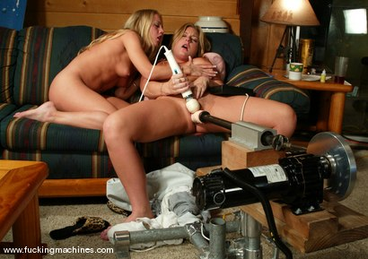 Photo number 8 from Rocky Mountian Machine High shot for Fucking Machines on Kink.com. Featuring Kylie Wilde and Avi Scott in hardcore BDSM & Fetish porn.