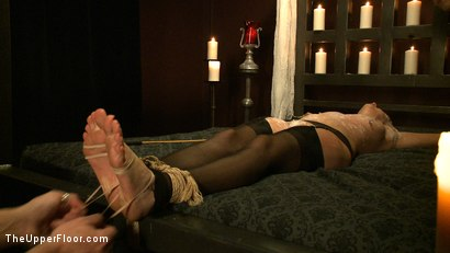 Photo number 21 from The Destruction of Torn shot for theupperfloor on Kink.com. Featuring Cherry Torn in hardcore BDSM & Fetish porn.