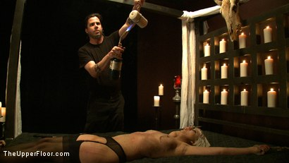 Photo number 6 from The Destruction of Torn shot for theupperfloor on Kink.com. Featuring Cherry Torn in hardcore BDSM & Fetish porn.