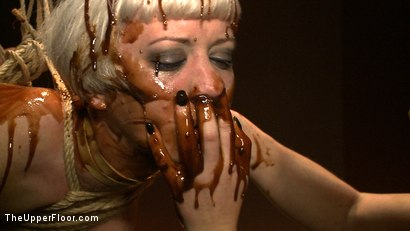 Photo number 13 from The Destruction of Torn shot for The Upper Floor on Kink.com. Featuring Cherry Torn in hardcore BDSM & Fetish porn.