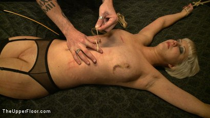 Photo number 23 from The Destruction of Torn shot for The Upper Floor on Kink.com. Featuring Cherry Torn in hardcore BDSM & Fetish porn.