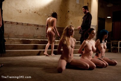 Photo number 12 from Day 2 Final Two Slaves shot for The Training Of O on Kink.com. Featuring Iona Grace, Krysta Kaos, Coffee Brown, Emma Haize and Missy Minks in hardcore BDSM & Fetish porn.