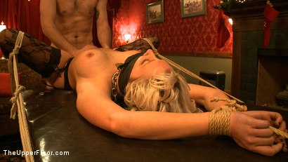 Photo number 16 from Fresh Meat: Devon Taylor shot for The Upper Floor on Kink.com. Featuring Devon Taylor  and Maestro in hardcore BDSM & Fetish porn.
