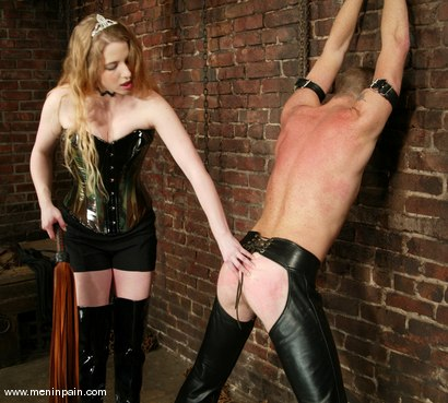 Photo number 10 from Billy Wild and Princess Kali shot for Men In Pain on Kink.com. Featuring Billy Wild and Princess Kali in hardcore BDSM & Fetish porn.
