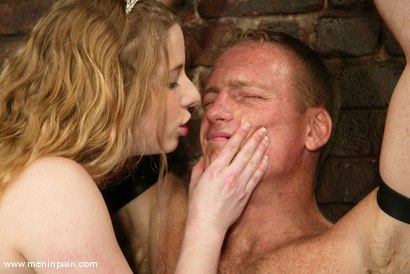 Photo number 1 from Billy Wild and Princess Kali shot for Men In Pain on Kink.com. Featuring Billy Wild and Princess Kali in hardcore BDSM & Fetish porn.