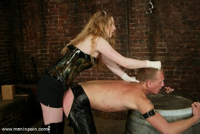 Photo number 14 from Billy Wild and Princess Kali shot for Men In Pain on Kink.com. Featuring Billy Wild and Princess Kali in hardcore BDSM & Fetish porn.