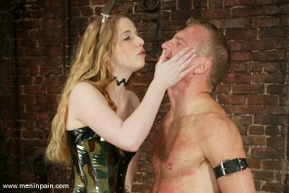 Photo number 15 from Billy Wild and Princess Kali shot for Men In Pain on Kink.com. Featuring Billy Wild and Princess Kali in hardcore BDSM & Fetish porn.