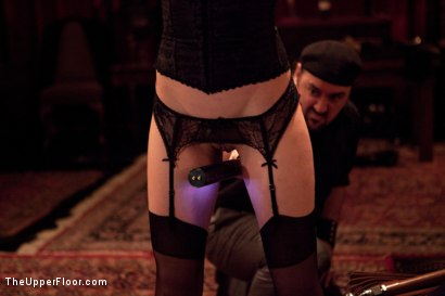 Photo number 21 from Three Kings shot for The Upper Floor on Kink.com. Featuring Kait Snow, Jessie Cox, Iona Grace and Krysta Kaos in hardcore BDSM & Fetish porn.