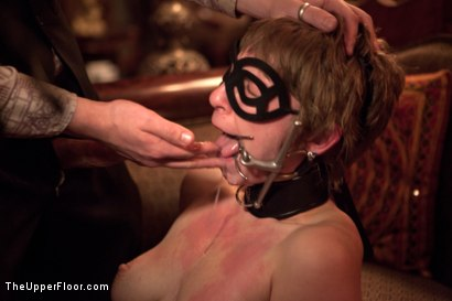Photo number 22 from Three Kings shot for The Upper Floor on Kink.com. Featuring Kait Snow, Jessie Cox, Iona Grace and Krysta Kaos in hardcore BDSM & Fetish porn.