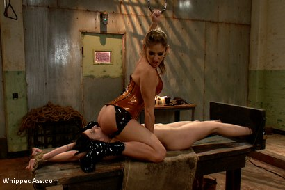 Photo number 9 from Break The Unbreakable shot for Whipped Ass on Kink.com. Featuring Elise Graves and Felony in hardcore BDSM & Fetish porn.