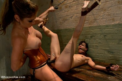 Photo number 10 from Break The Unbreakable shot for Whipped Ass on Kink.com. Featuring Elise Graves and Felony in hardcore BDSM & Fetish porn.
