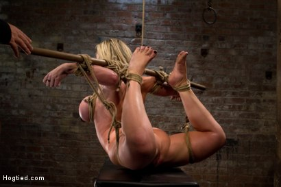 "Photo number 14 from MILF with ""EE"" tits has so many orgasms ripped out of her<br>Cries from the brutal emotion of it all shot for Hogtied on Kink.com. Featuring Sara Jay and Isis Love in hardcore BDSM & Fetish porn."