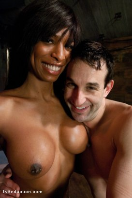 Photo number 15 from Sweet Dreams <br> Transexual Domination of a Single White Male shot for TS Seduction on Kink.com. Featuring Natassia Dreams and Jason Miller in hardcore BDSM & Fetish porn.
