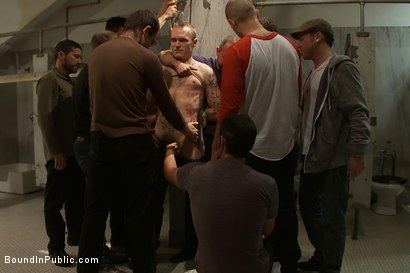 Photo number 1 from Cruising for Sex with Riley shot for Bound in Public on Kink.com. Featuring Riley Vlcek and Josh West in hardcore BDSM & Fetish porn.