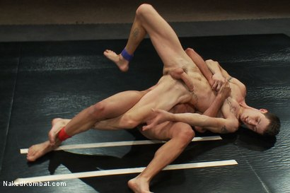 Photo number 5 from Gianni Luca vs Adonis shot for Naked Kombat on Kink.com. Featuring Gianni Luca and Adonis in hardcore BDSM & Fetish porn.