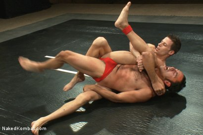 Photo number 1 from Gianni Luca vs Adonis shot for Naked Kombat on Kink.com. Featuring Gianni Luca and Adonis in hardcore BDSM & Fetish porn.